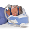 Contour CPAP-kussen in rugligging