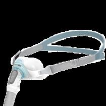 Fisher & Paykel Brevida neuskussenmasker zijaanzicht