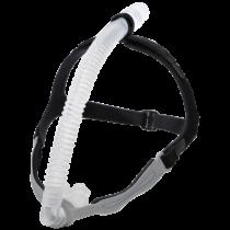 Fisher & Paykel Opus CPAP-neuskussenmasker van opzij