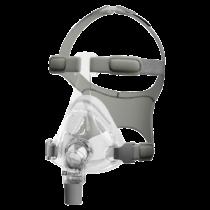 Fisher & Paykel Simplus CPAP-fullfacemasker frontaanzicht