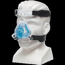 Philips Respironics ComfortGel Blue CPAP-neusmasker vooraanzicht