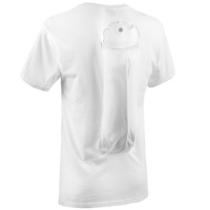 SomnoShirt Comfort antisnurkshirt achteraanzicht